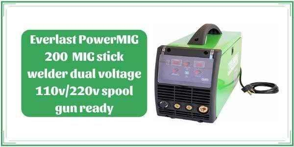 Everlast Power MIG 200 Review