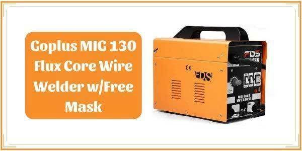 Goplus MIG 130 Review