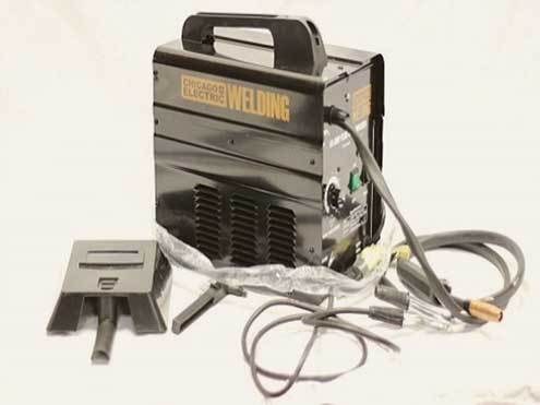 chicago electric welder 90 amp