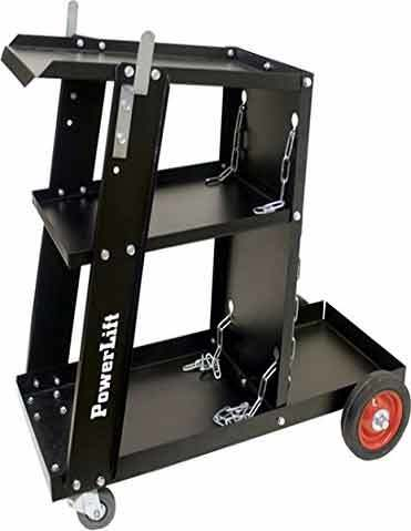 PowerLift Welding Cart