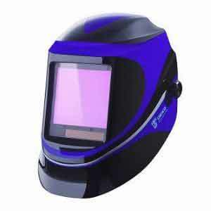 Solar Powered Welding Helmet