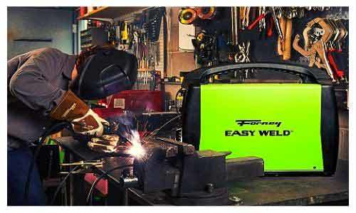 Forney easy weld 125